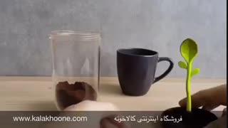 ظرف چای و قهوه