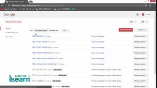 ثبت سایت در گوگل وبمستر - بخش اول