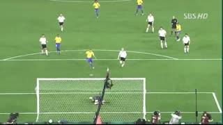گل رونالدو به آلمان در فینال جام جهانی 2002