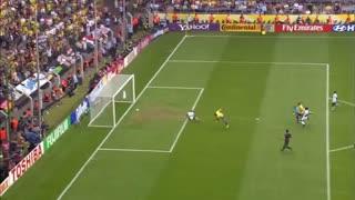 گل رونالدو به غنا در جام جهانی 2006