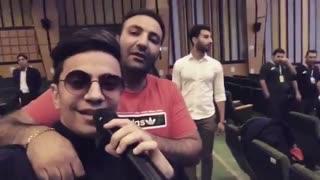 جدیدترین موزیک محسن ابراهیم زاده - تو یار منی