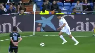 خلاصه بازی رئال مادرید 6 - 0 سلتاویگو (12/5/2018)