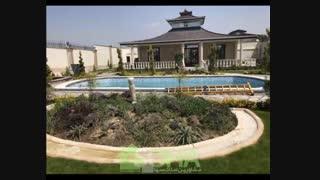 فروش باغ ویلایی با متراژ 1800 در ملارد