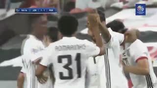 خلاصه بازی الجزیره3-2پرسپولیس (توپ120)