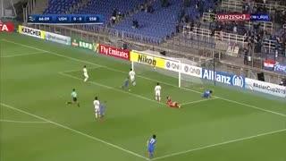 خلاصه بازی اولسان هیوندای1-0سوون سامسونگ (توپ120)