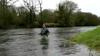 ماهیگیری ماهی ازاد