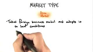 جلسه پنجم - درس بیست و نهم - توسعه بازار مشابه
