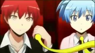 Nagisa & Karma - AMV //Assassin Classroom