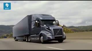 کامیون ولوو VNL با فناوری های جدید1