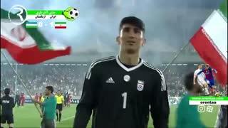 نتیجه بازی ایران ازبکستان به همراه جشن پایانی و گل بازی
