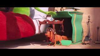تریلر انیمیشن The Grinch