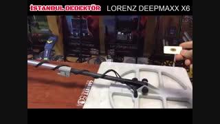 فلزیاب لورنز ایکس 6 ,09195912100, فلزیاب LORENZX6 اصل,قیمت فلزیاب لورنز ایکس 6,طلایاب لورنز ایکس 6