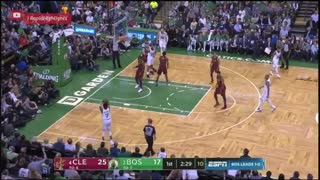 خلاصه بازی Cleveland Cavaliers vs Boston Celtics