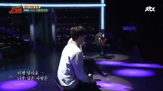 اجرای اهنگ If we love again از  چن و چانیول ♥ ترکیب صداهاشون فوق العادس ♥