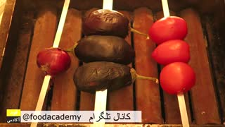 فیلم آموزش آشپزی - سس رژیمی خوشمزه در foodacademy.ir