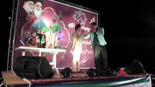 استندآپ کمدی مشترک سامان طهرانی و مجری خندوانه