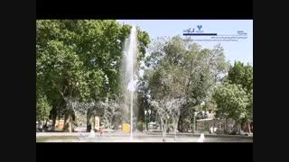 آبنماهای میدان آزادی قزوین