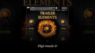 دانلود وی اس تی سینمایی TH Studio Trailer Elements Vol 1 KONTAKT