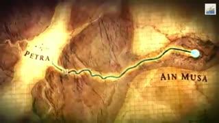 مستند کوتاه 1 پترا: افسانه شهر جنها // Petra: The Legend of Jinns City