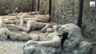 مستند کوتاه 2  پمپئی: شهری که ناپدید شد و مردمی که چون سنگ شدند / Pompeii: Petrified to death