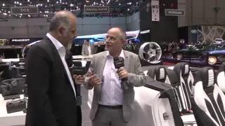 Aventador & MP4-12C by Mansory