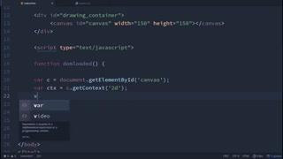 ورودی Glitch در برنامه نویسی وب