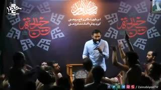 با کوله باری از گناه اومدم دوباره - محمد حسین حدادیان (مداحی مخصوص ماه رمضان)