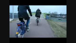 با بزرگراه دوچرخه Rijn waalpad در هلند بیشتر آشنا شویم