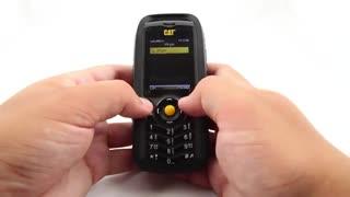 گوشی کاترپیلار مدل B25 گوشی کت B25