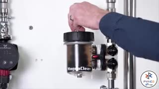 عملکرد فیلتر مغناطیسی مدار گرمایش - پکیج