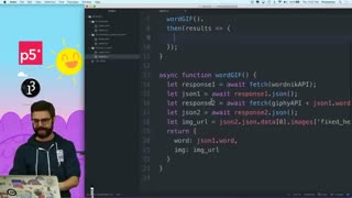 جاوااسکریتپ بخش دوم 16.14: async/await Part 2