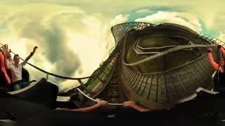 ویدیوی 360 درجه