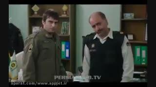 نوستالژی:سوتی تاریخی اسد خفته (فرهاد اصلانی) در سریال شاهگوش