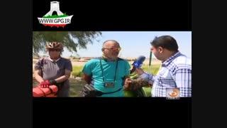 دوازدهمین تور ملی دوچرخه سواران اقوام ایرانی