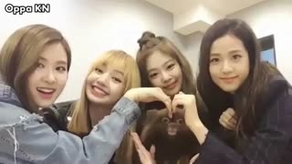 Black Pink members laugh out loud while attempting to sing children's