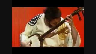 آلت موسیقی ژاپن به اسم شامیسن . برادران YOSHIDA