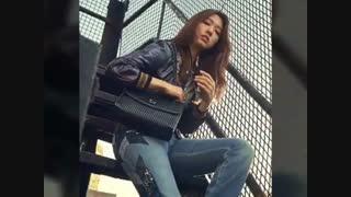تبلیغ نفس بی نام(پارک شین هه)برای ElleKorea 2018 FULL HD کمیاب ویدیو کامل