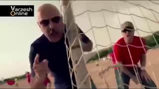 موزیک ویدئوی برنامه خندوانه، ویژه تیم ملی ایران به نام «اومدیم روسیه»