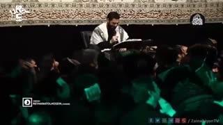 دلم گرفته ( زمزمه در شب قدر) سید مجید بنى فاطمه