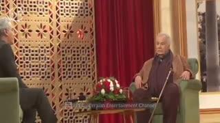 مصاحبه  پخش نشده مهران مدیری با ناصر ملک مطیعی در دورهمی -کامل
