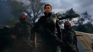 تریلر JUST CAUSE 4 Trailer (E3 2018)