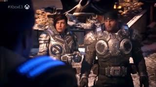 E3 2018: رونمایی رسمی از بازی Gears of War 5