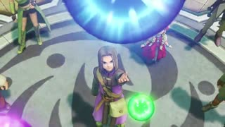 E3 2018: نمایش جدید بازی Dragon Quest XI + تاریخ انتشار نسخه غربی