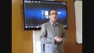 اجرای آهنگ بمون محسن یگانه در خارج کشور
