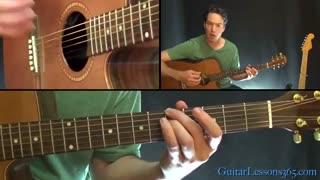 آموزش گیتار Drive - Incubus
