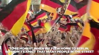 رویای جام جهانی بازیکنان آلمان