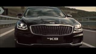 خودروی جدید کیا - KIA K9 2019