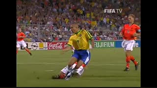 برزیل - هلند ، نیمه نهایی خاطره انگیز جام جهانی 1998