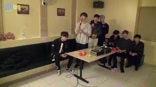 دانلود قسمت سوم برنامه خواندن نمایشی گات سون  - GOT7ing  EP03 - GOT7 'Sing' ing