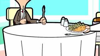 کارتون مستربین:تعطیلات برای تِدی